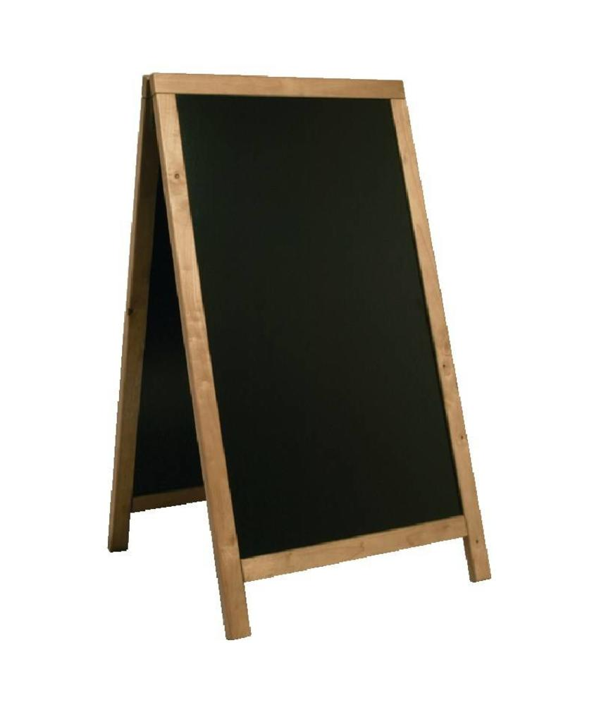 Securit Securit stoepborden teak sandwich 80x135cm