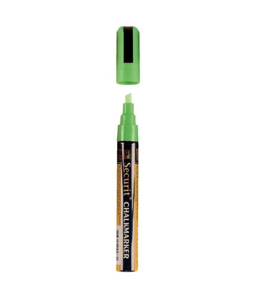Securit Wisbare krijtstiften 6mm groen