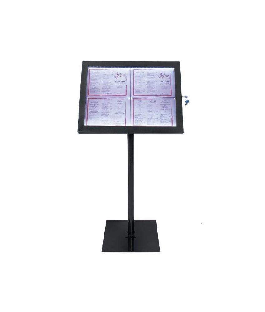 Securit Securit LED info display zwart