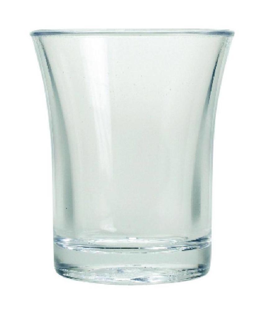 BBP Polystyreen shotglas 2,5cl 100 stuks