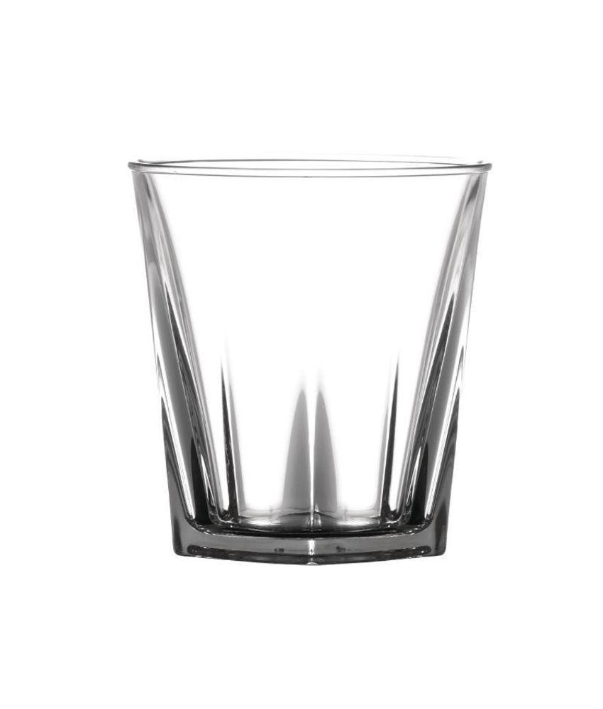 Polycarbonaat glas 26cl 36 stuks