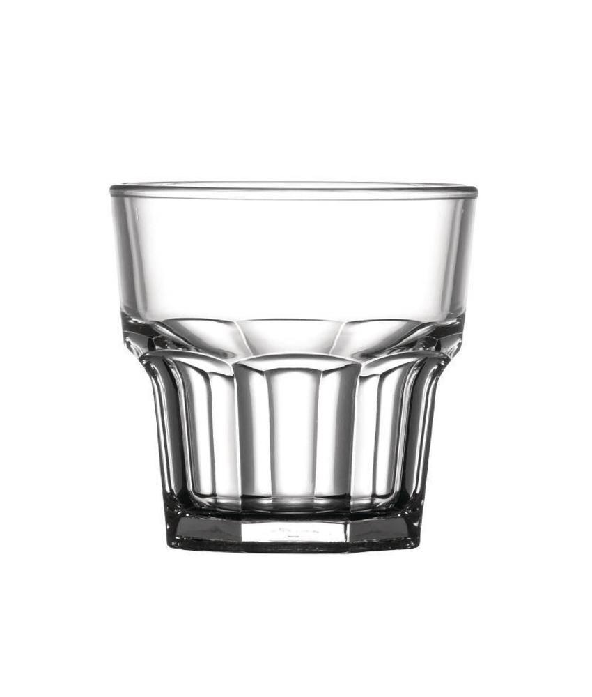 BBP polycarbonaat whiskyglas 20cl