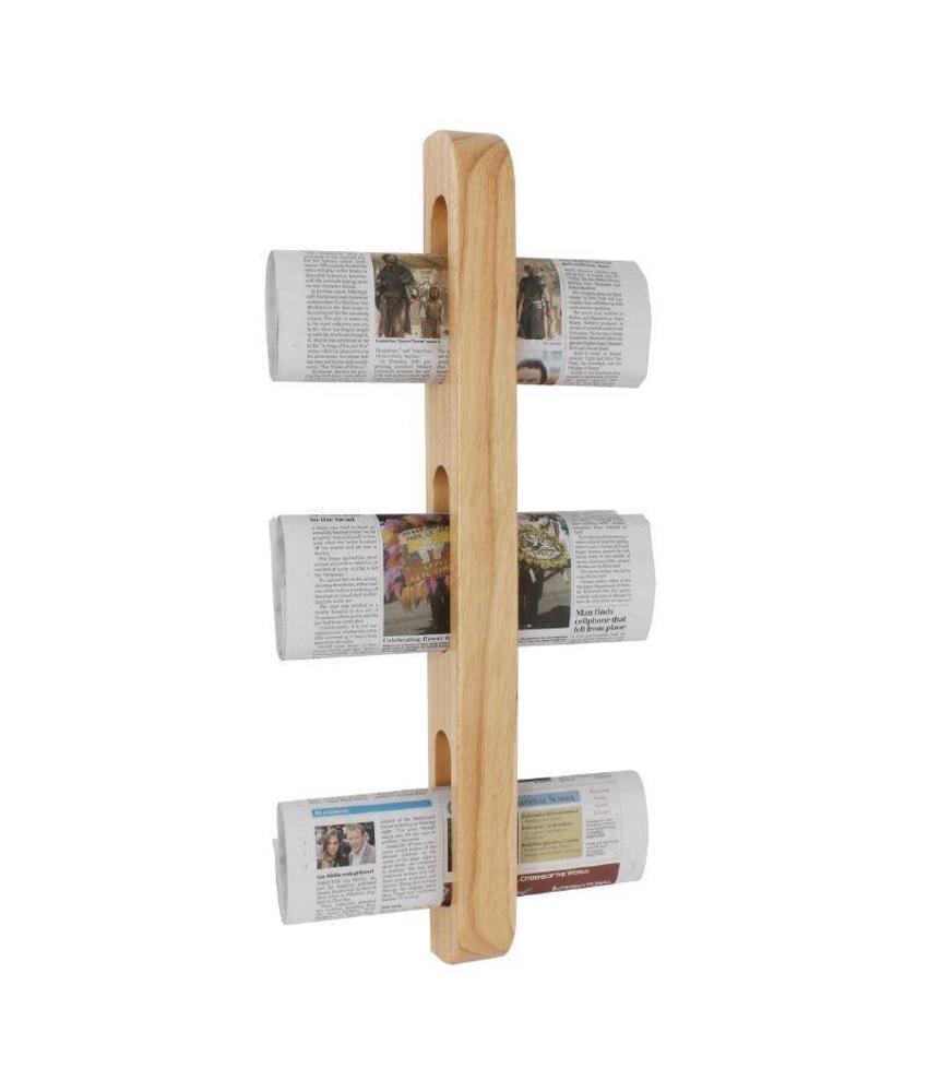 Olympia Olympia houten tijdschriften- en krantenrek