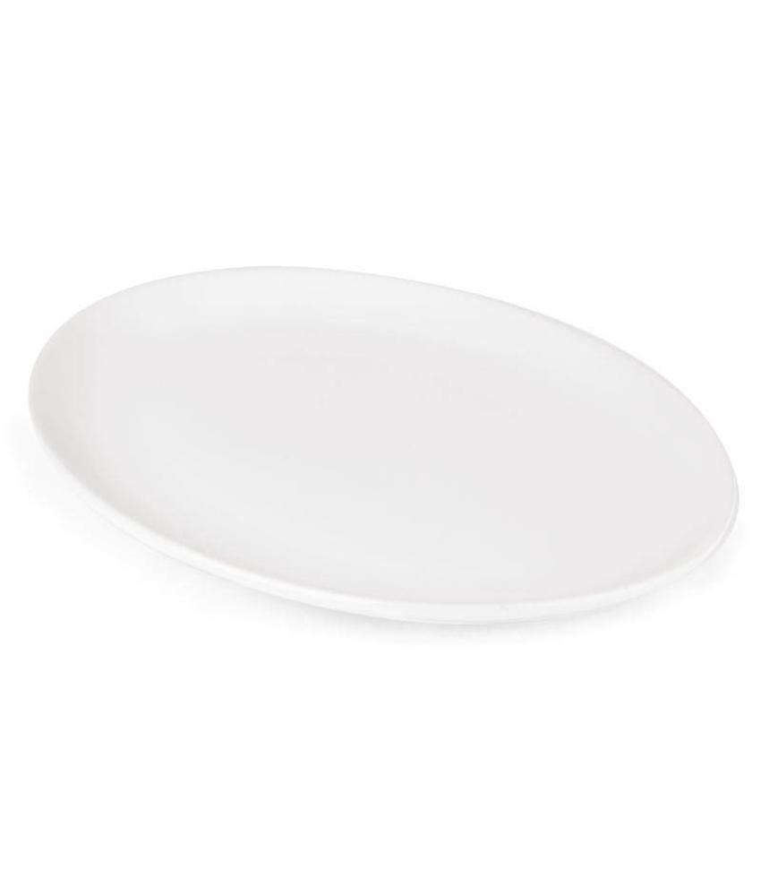 Athena Hotelware Athena Hotelware ovale coupe borden 25,4 x 19,7cm 12 stuks