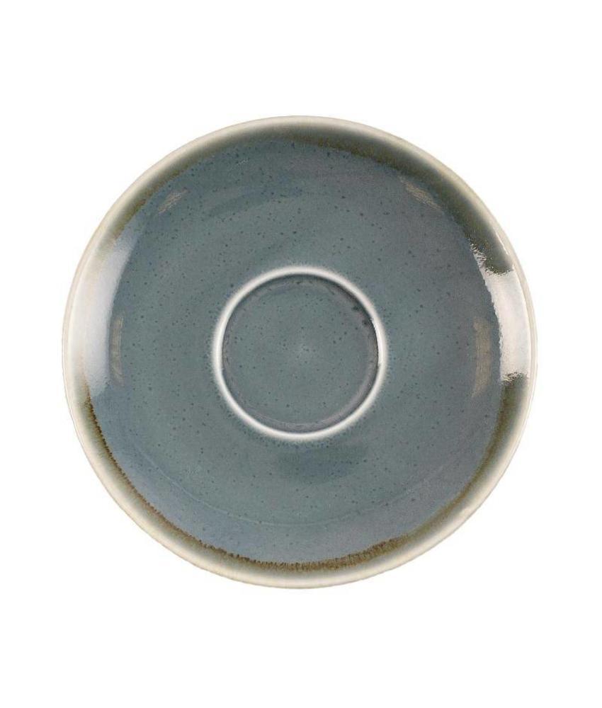 Olympia Olympia Kiln cappuccinoschotels blauw 14cm 6 stuks