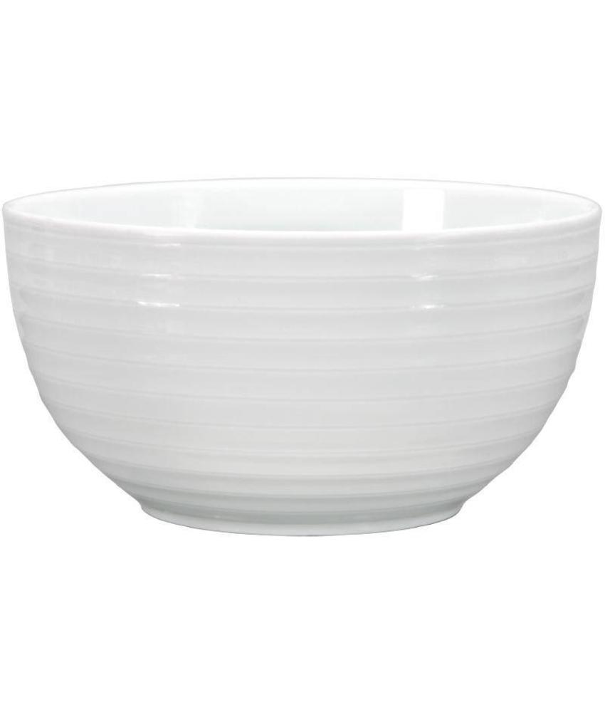 Intenzzo Intenzzo White saladeschaal 21x10cm