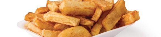 Frites zak & bakjes