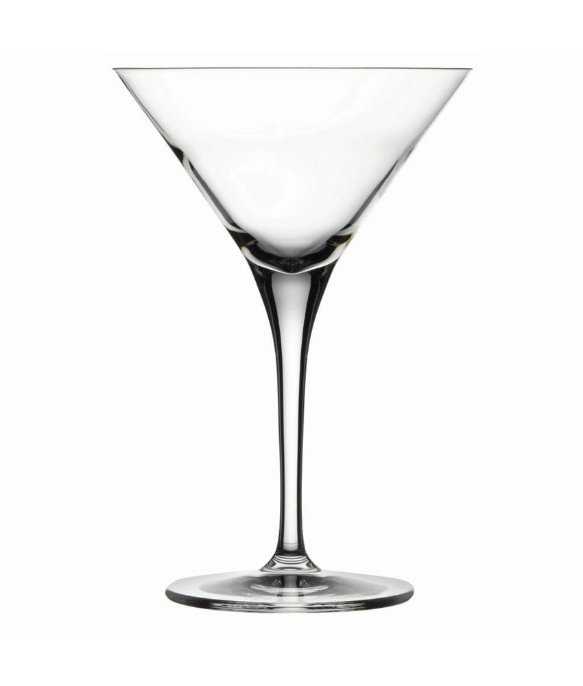 Nude Fame martiniglas 235 ml 6 stuks