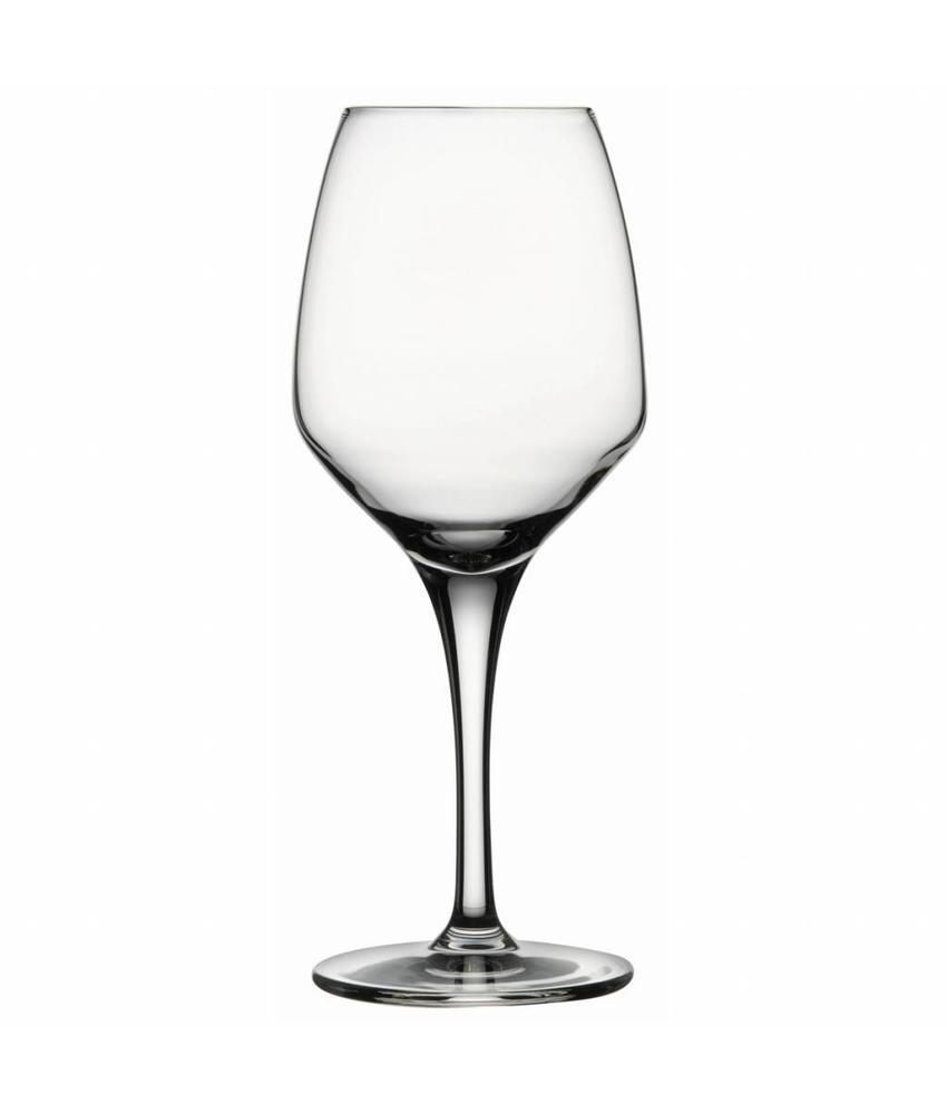 Nude Fame witte wijnglas 350 ml 6 stuks