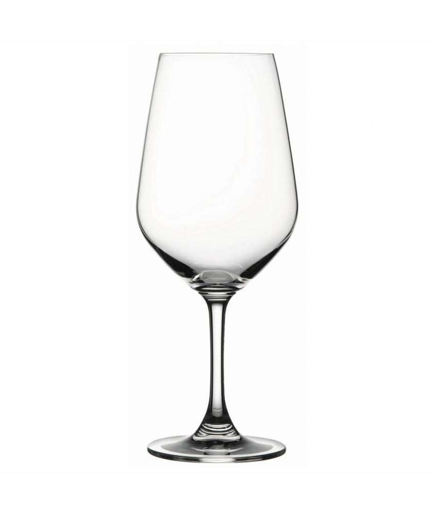 Nude Flights rode wijnglas 420 ml 6 stuks