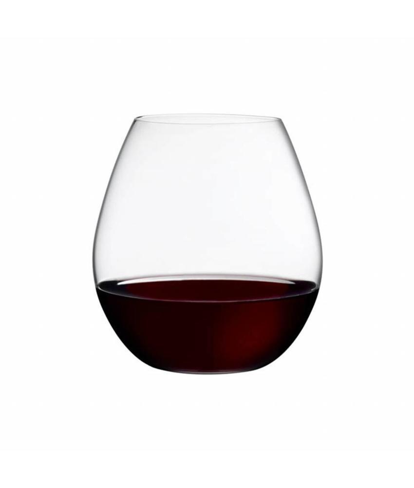 Nude Pure bourgogne glas 710 ml 6 stuks