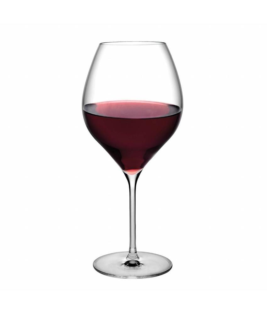 Nude Vinifera rode wijnglas 790 ml 6 stuks