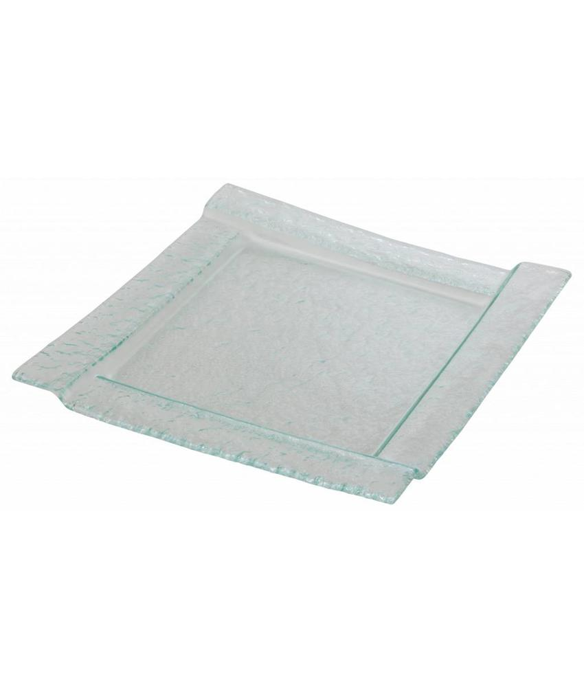 Stylepoint Glasbord vierkant 30 cm 6 stuk(s)