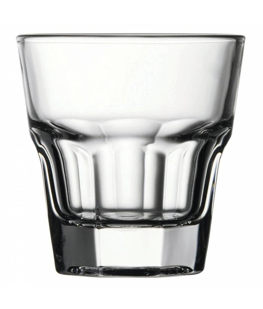 Casablanca Casablanca tumbler laag stapelbaar 140 ml ( 12 stuks)