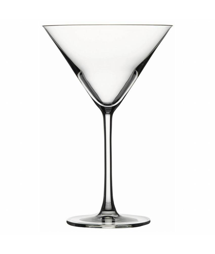 Nude Trendy martiniglas 300 ml 6 stuks