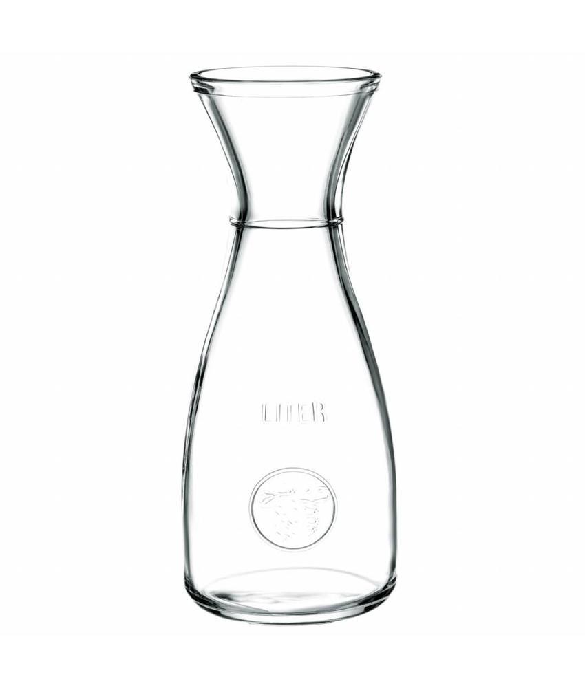 Stylepoint Karaf horeca 1000 ml 6 stuks