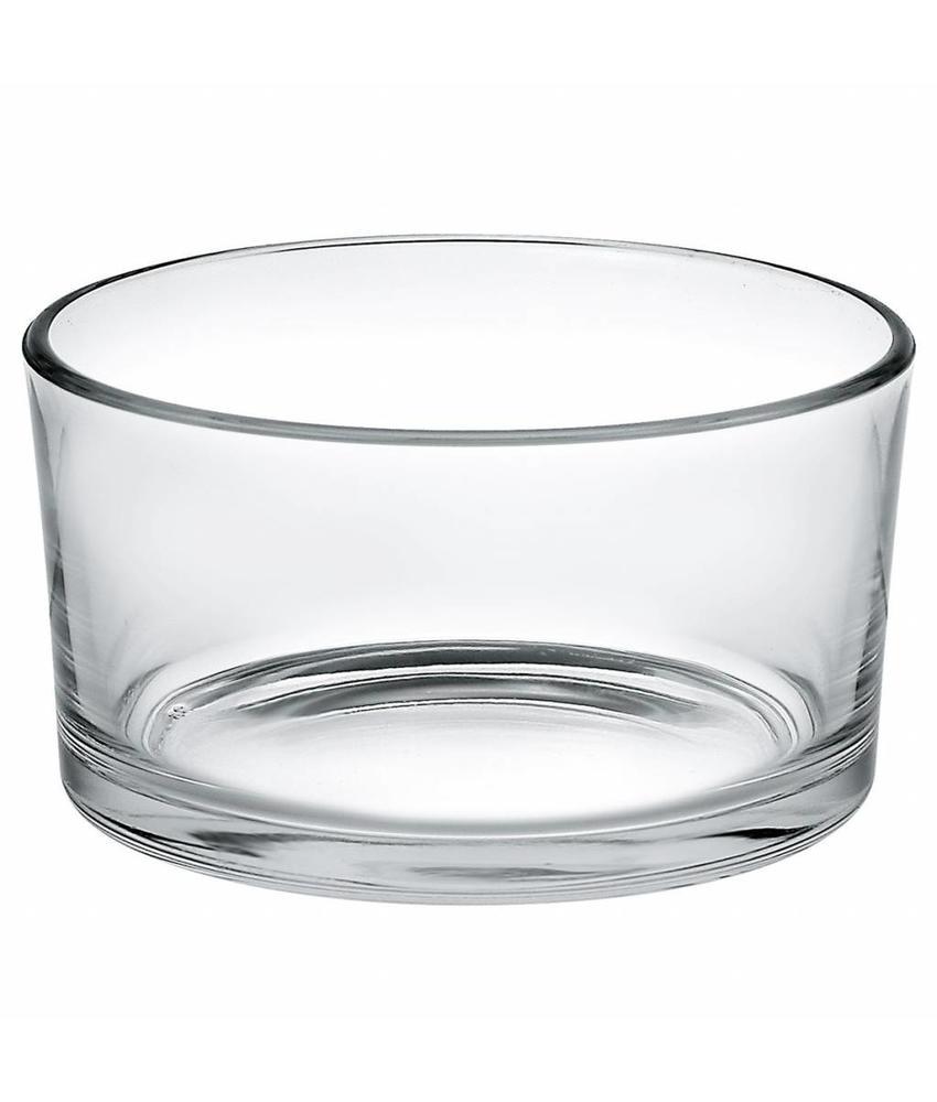 Stylepoint Glazen kom rond 9 cm 48 stuks