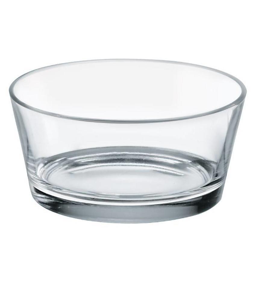 Stylepoint Glazen kom rond 11,5 cm 48 stuks