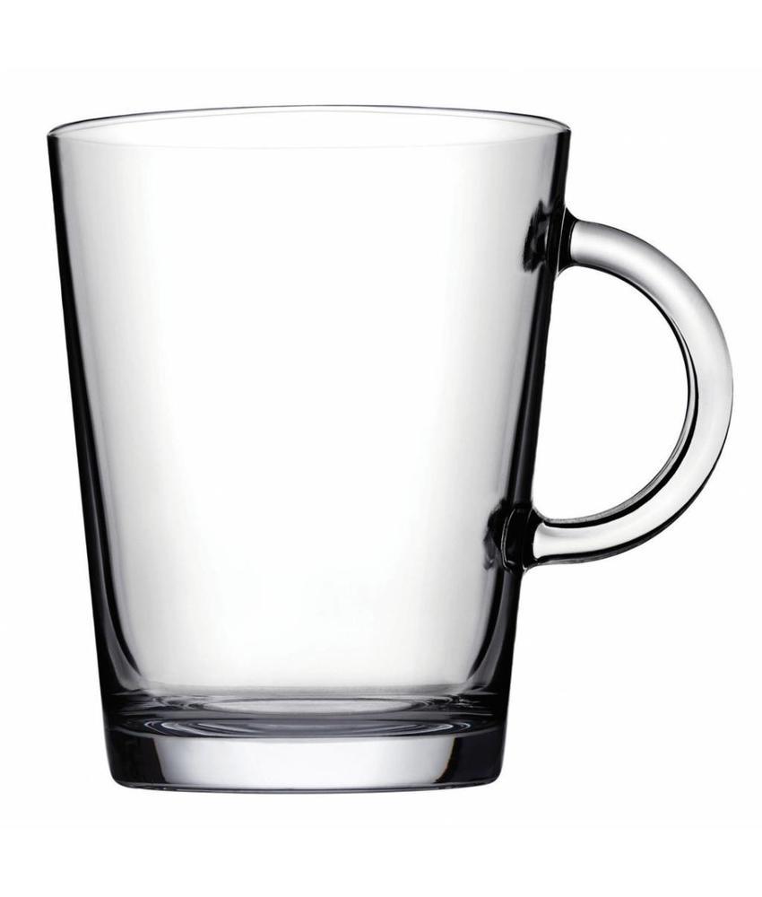 Coffeepoint Tribecca theeglas 400 ml ( 12 stuks)