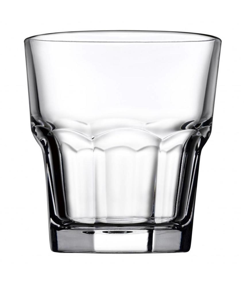 Stylepoint Casablanca tumbler laag stapelbaar 355 ml 12 stuks