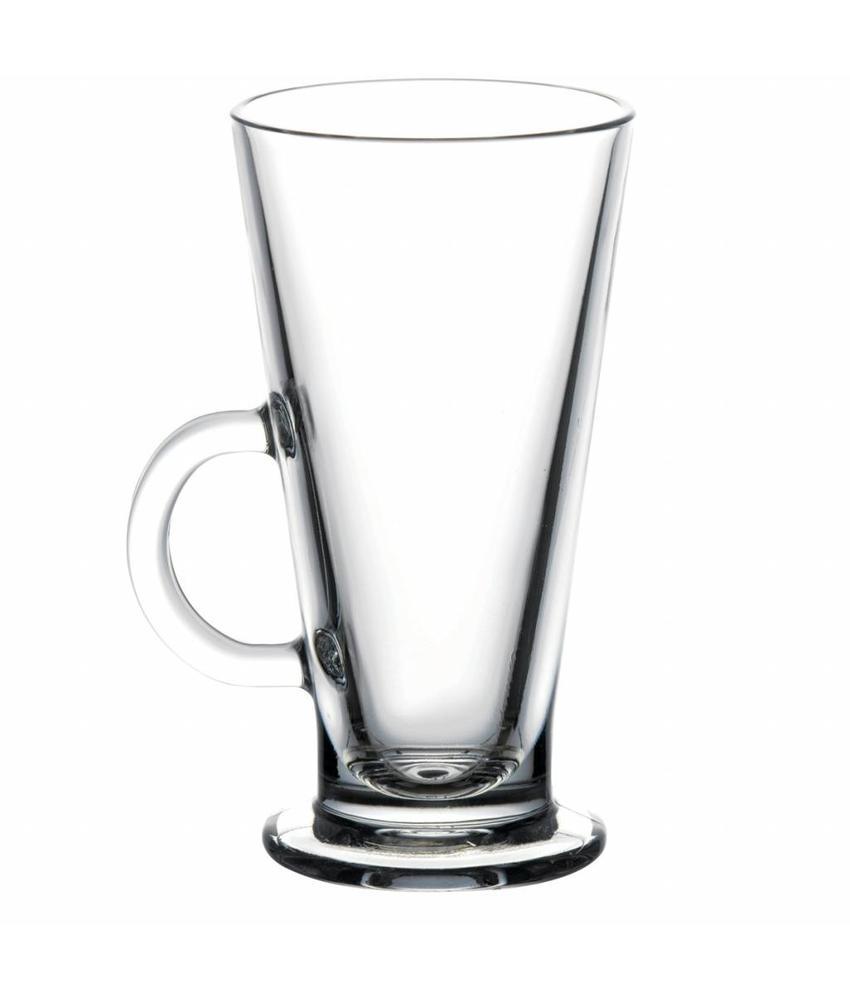 Coffeepoint Thee- & koffie glas (gehard) 263 ml ( 12 stuks)