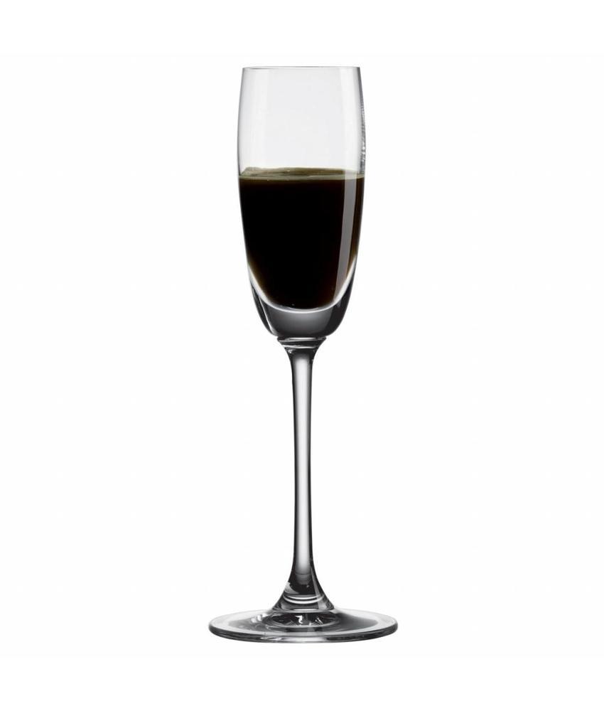 Nude P.S.V. / Port/sherry/vermouth/grappa  glas 80 ml Pure ( 6 stuks)