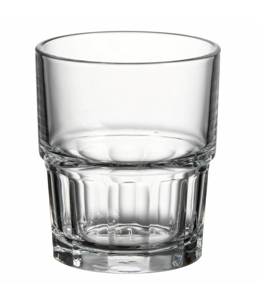 Stylepoint Stapelglas banqueting 200 ml 12 stuks