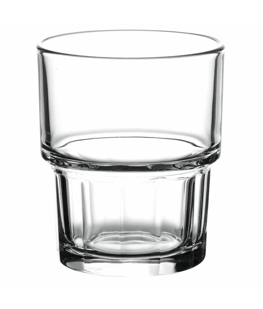 Stylepoint Stapelglas banqueting 165 ml 12 stuks
