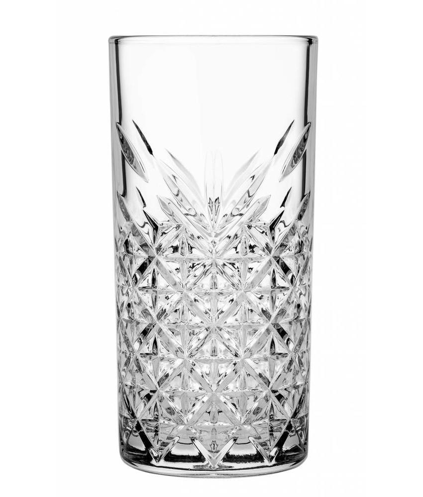 Stylepoint Timeless longdrinkglas 450 ml 12 stuks