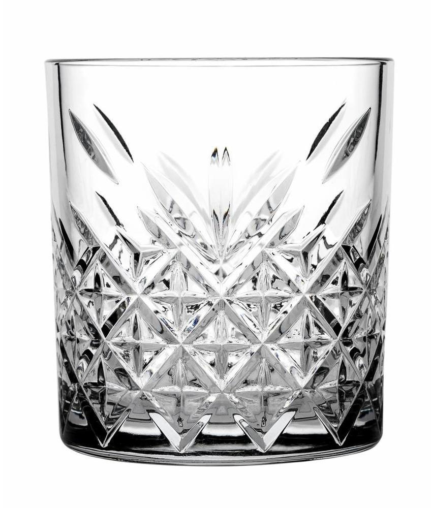 Stylepoint Timeless whiskey glas 355 ml 12 stuks