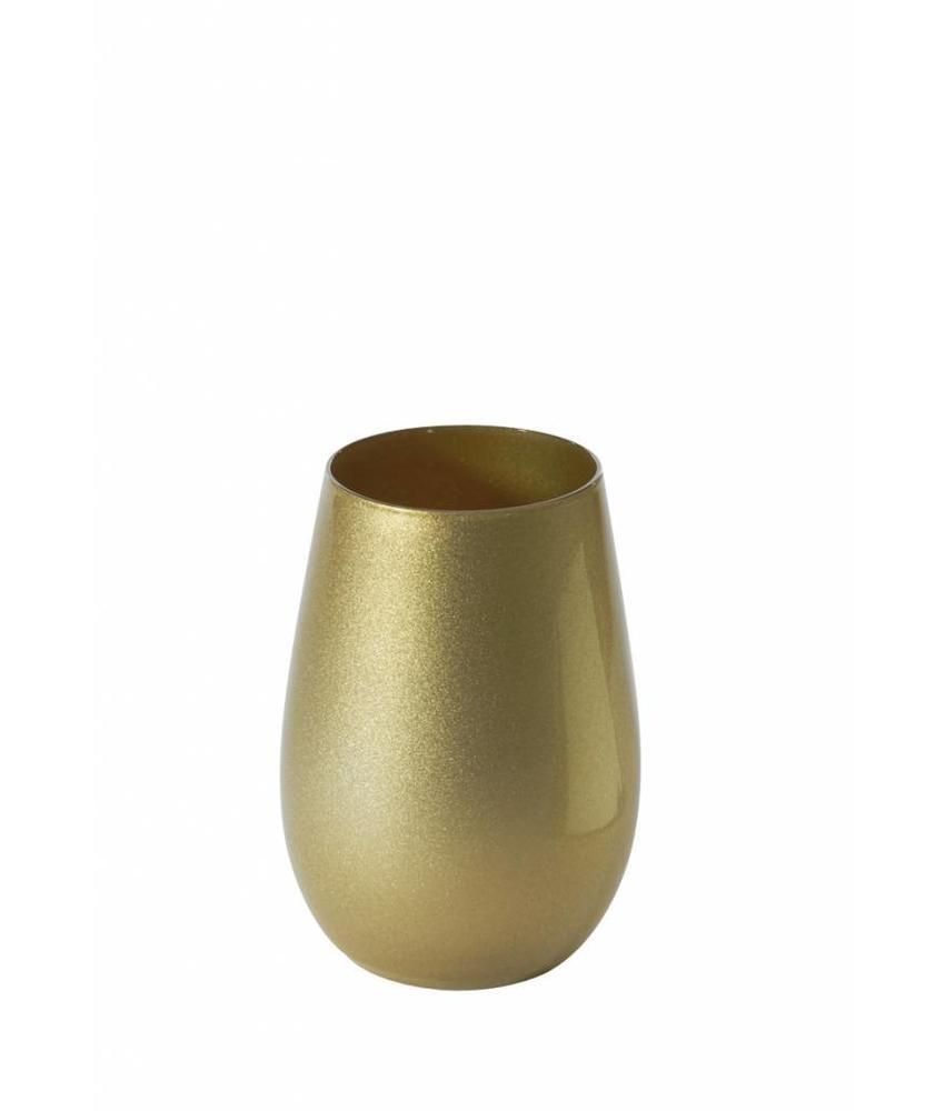 Stylepoint Olympic tumbler goud 450 ml 6 stuk(s)