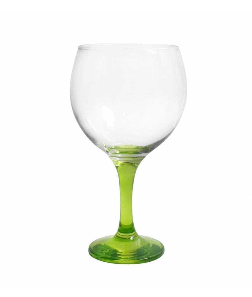 Stylepoint Gin & Tonic glas groen 645 ml 6 stuks