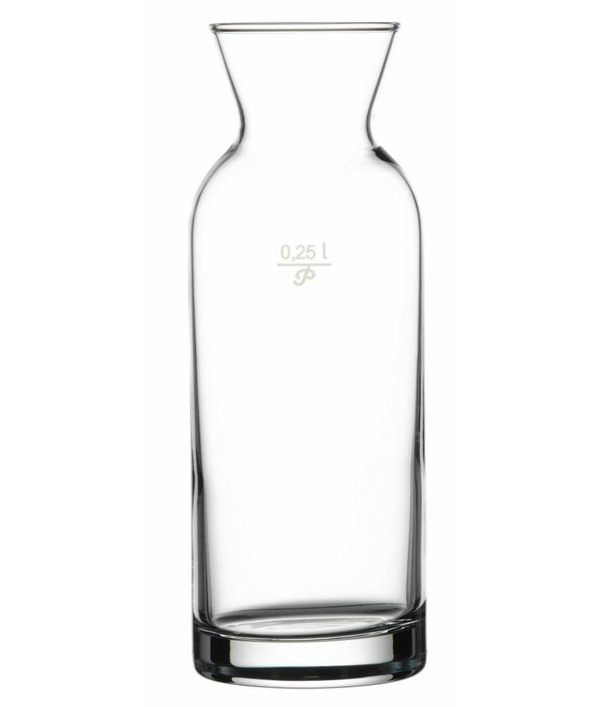 Stylepoint Karaf modern 250 ml 12 stuks