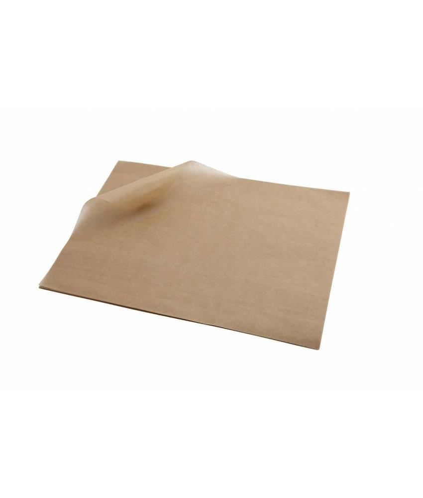 Stylepoint Vetvrij papier bruin 35 x 25 cm 1000st 1 stuk(s)