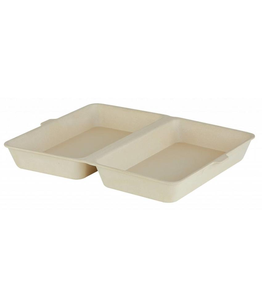 Stylepoint Bamboo Fibre Fish&Chips doos 32 cm 1 stuk(s)