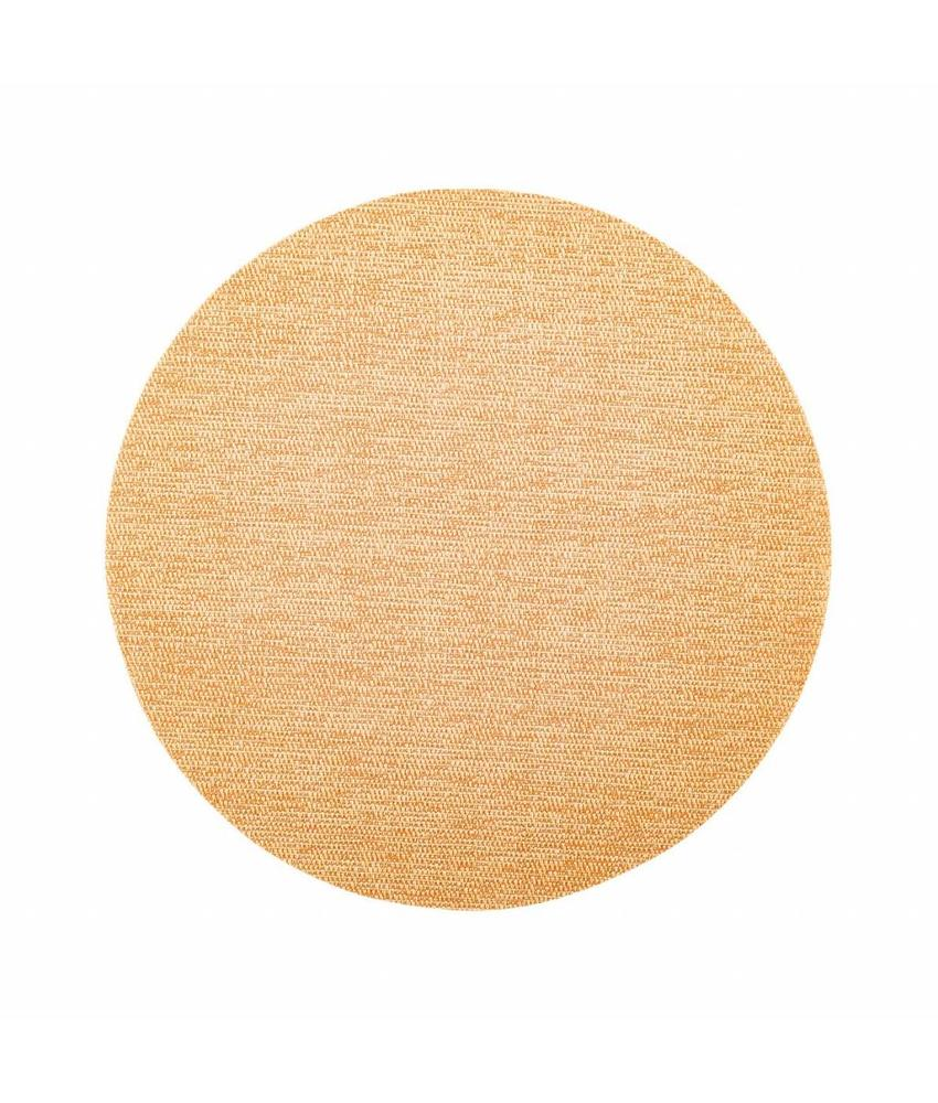 Stylepoint Placemat rond Goud 38 cm 24 stuk(s)