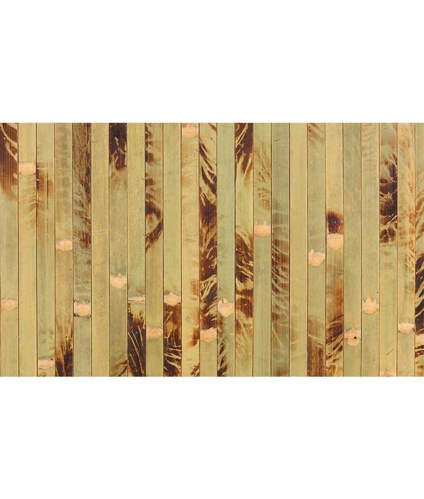 Stylepoint Placemat rechthoekig Bamboo Bruin 45 x 33 cm 12 stuk(s)