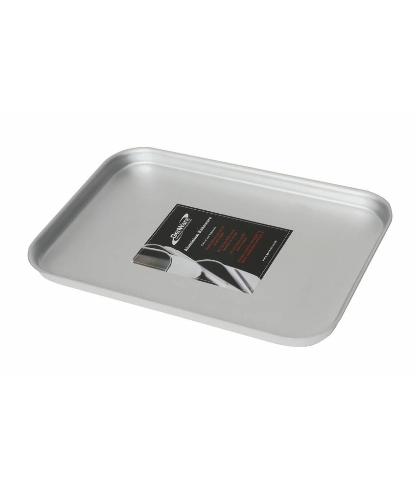 Stylepoint Aluminium dienblad 31,5 x 21,5 x 2 cm