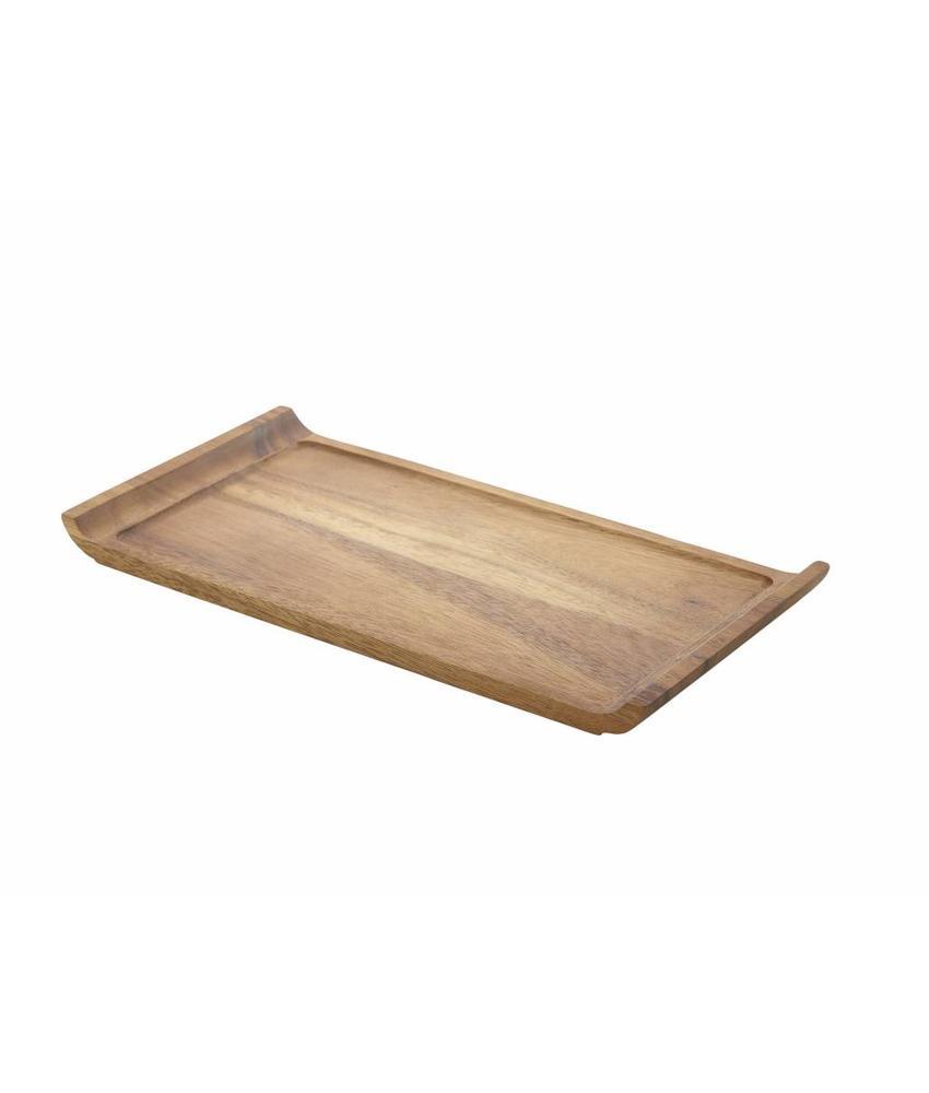 Stylepoint Acacia plank langw. met handvat 33 x 17,5 x 2 cm