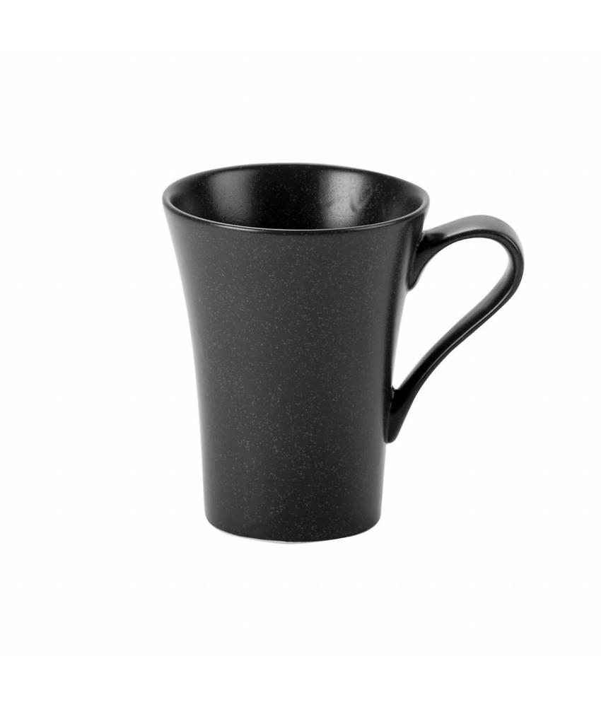 Porcelite Seasons  Graphite Mok Graphite 340 ml 6 stuk(s)
