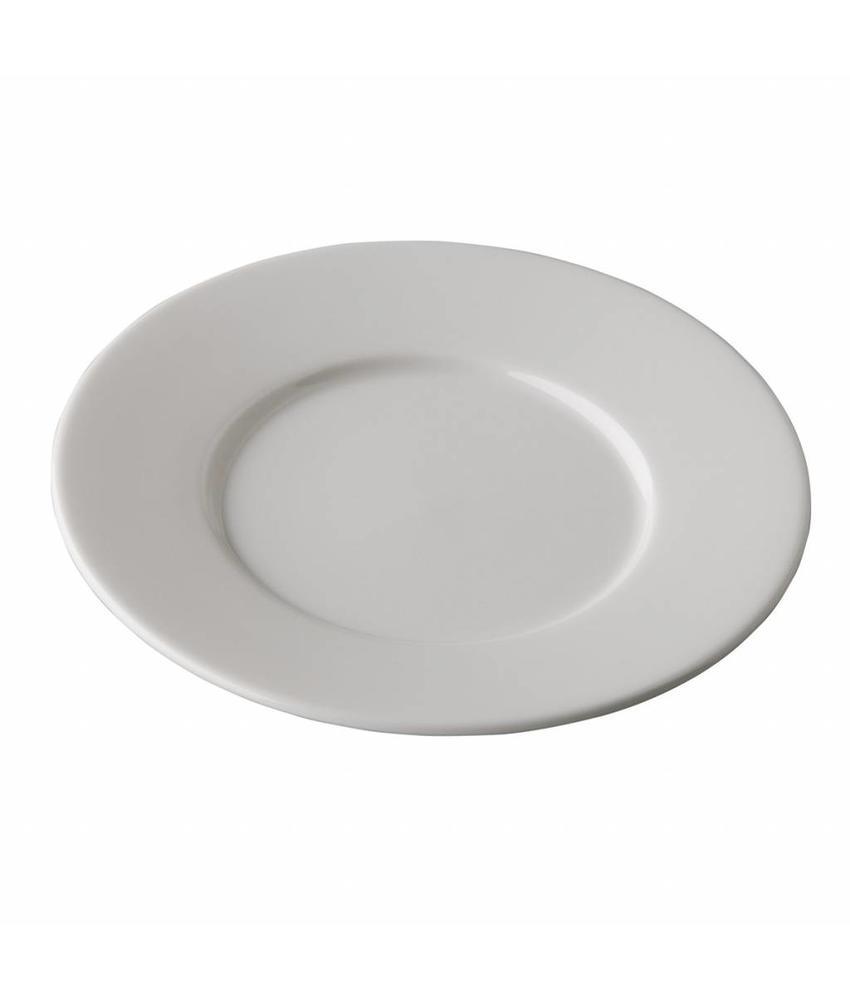 Q Fine China QFC soepschotel / bijgerecht bord 16,5 cm 6 stuks