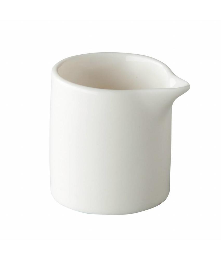Q Fine China Alles-in-een QFC melkkan zonder oor 50 ml 6 stuks