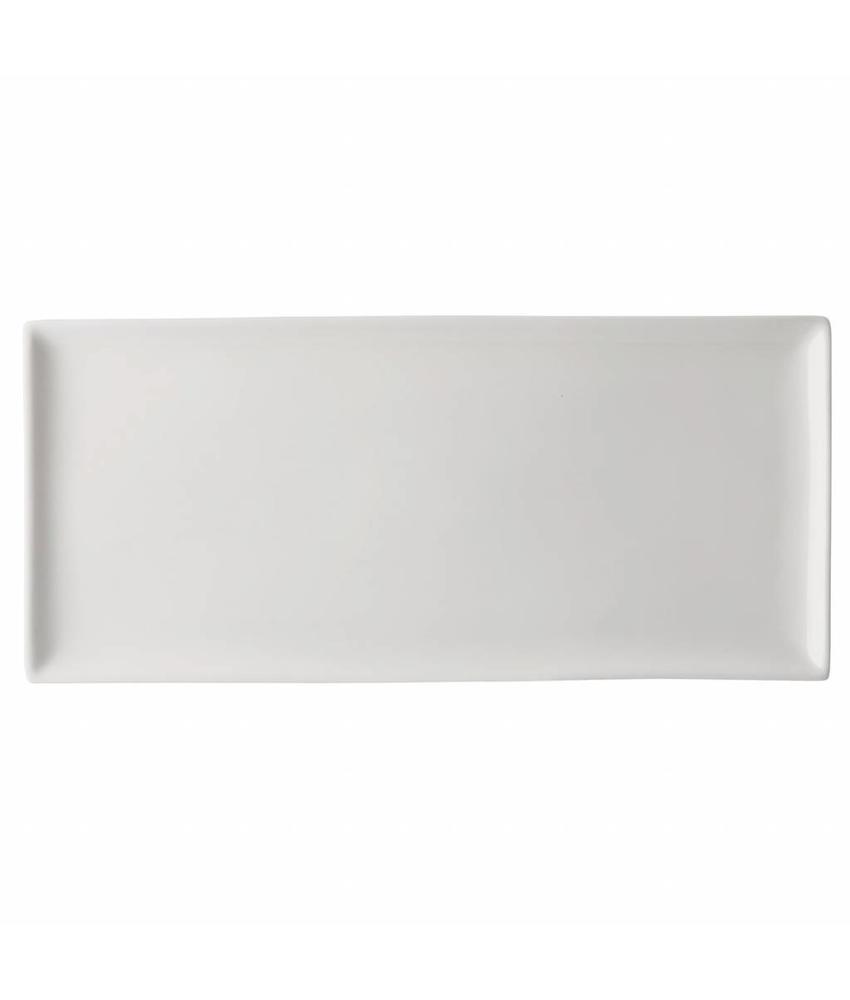 Stylepoint Rechthoekig bord 35cm Academy