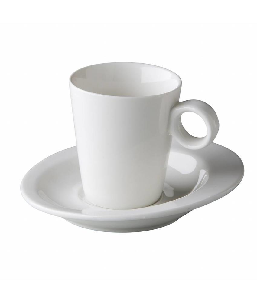 Stylepoint Coffeepoint espressokop modern 80 ml 6 stuks