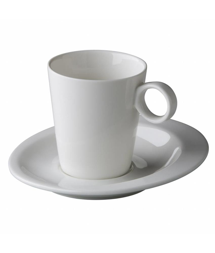 Stylepoint Coffeepoint koffiekop modern 150 ml 6 stuks