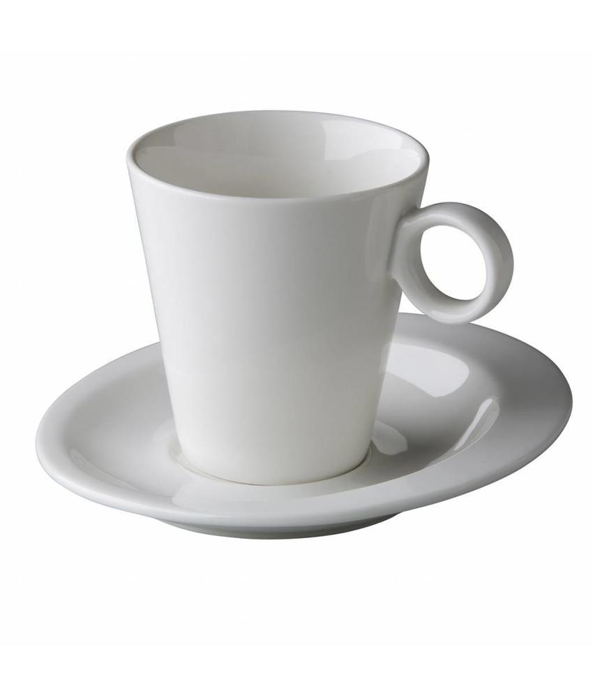 Stylepoint Coffeepoint theekop modern 200 ml 6 stuks
