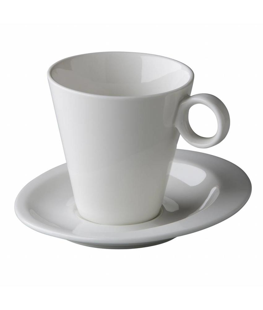 Coffeepoint Cappuccino kop modern 240 ml ( 6 stuks)