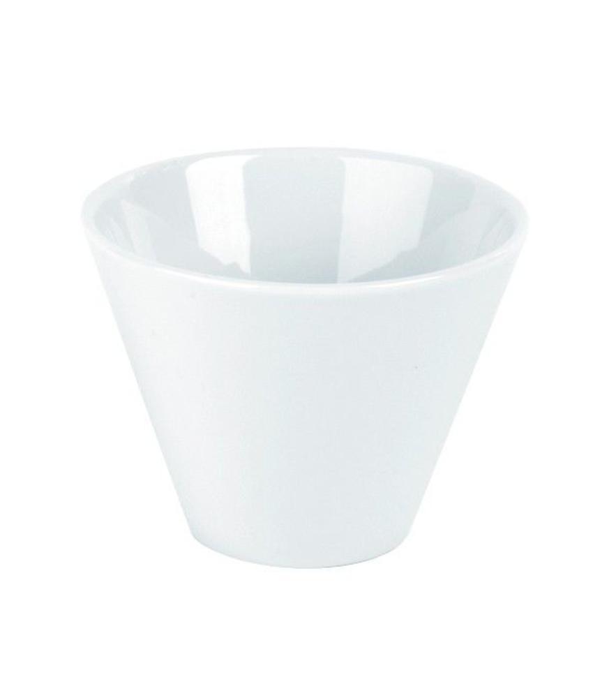 Porcelite Standard conische kom ( 6 stuks)