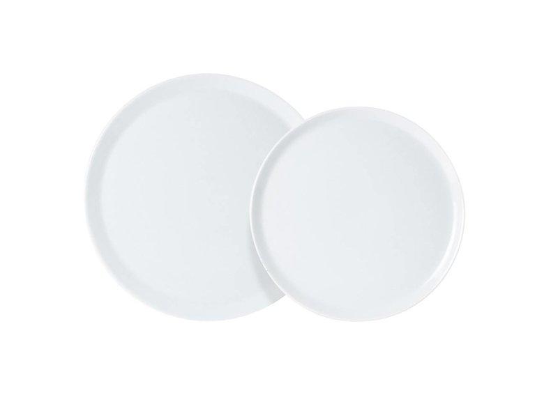 Porcelite Pizza plate 32 cm 6 stuks