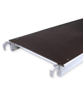 Rolsteiger platform Euroscafffold 250 cm zonder luik